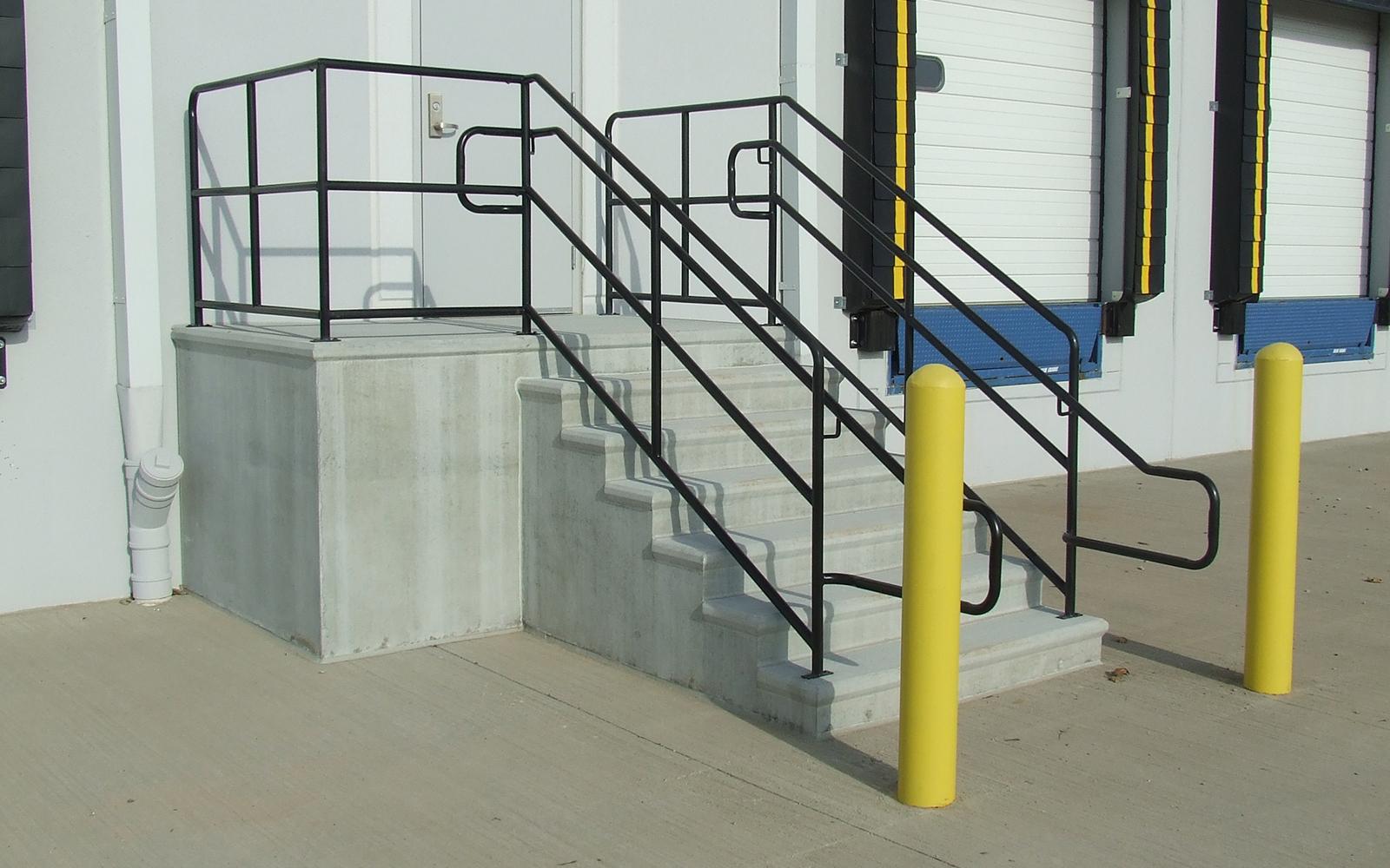 platform-stair-railing