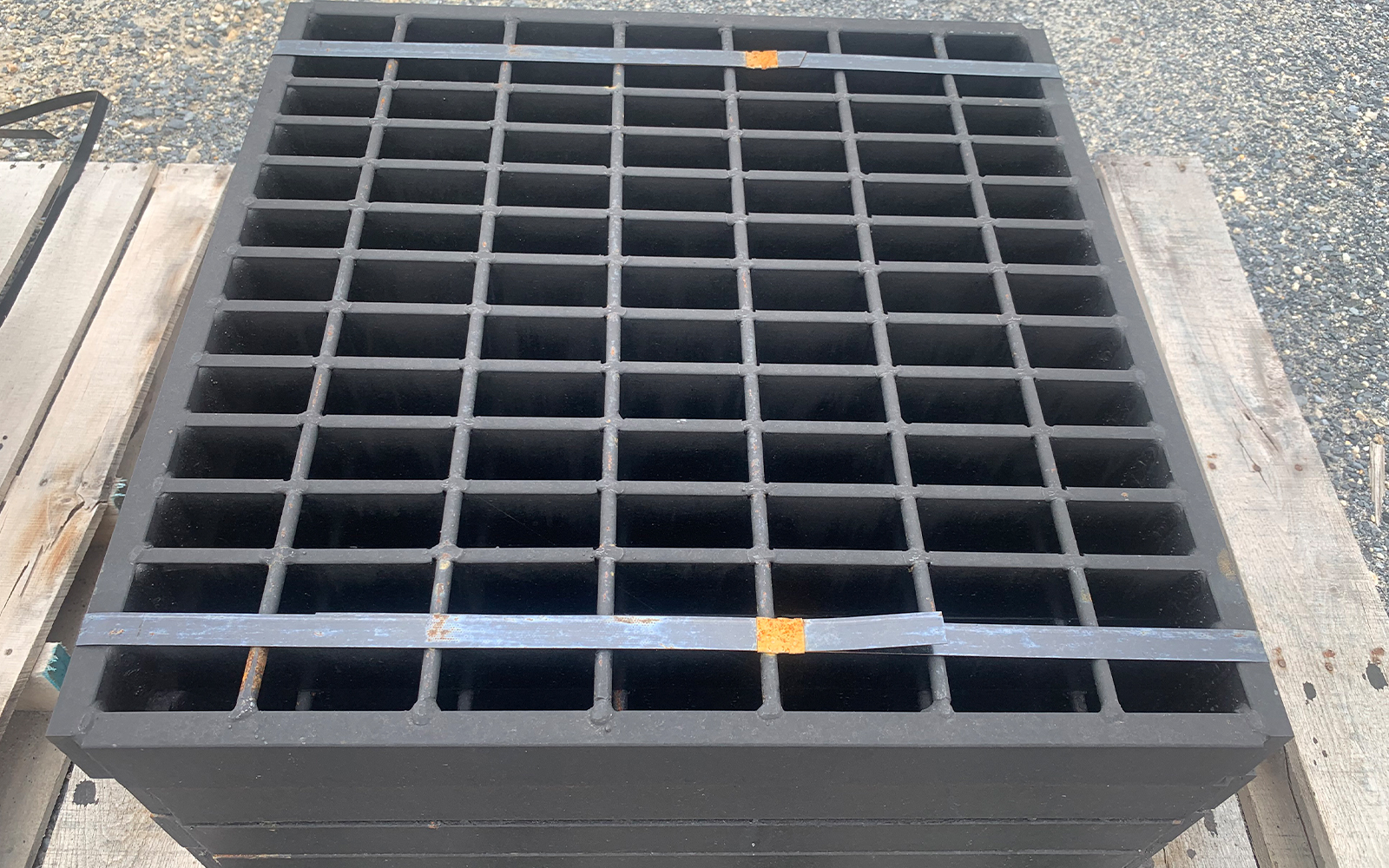 catch-basin-steel-grate
