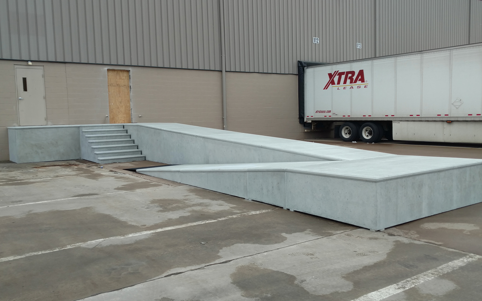loading-ramp-precast-concrete