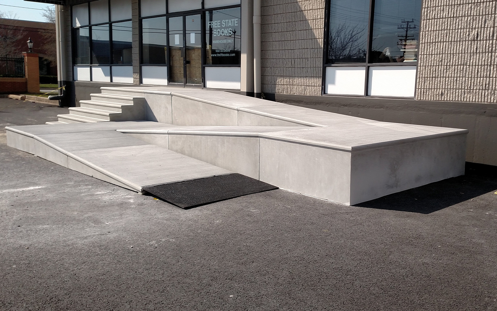 precast-concrete-access-ramp